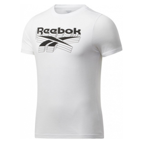 Reebok GS OPP TEE weiß - Herrenshirt