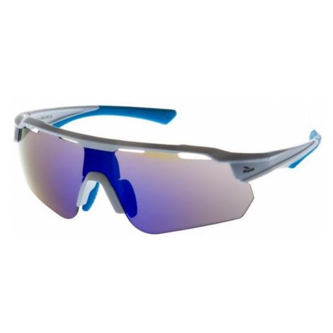 Radsport Brille Rogelli MERCURY mit austauschbar gläser, weiß und blau 009.245.