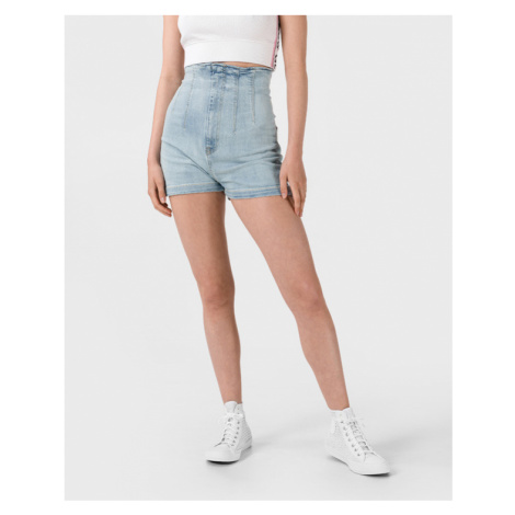 Guess Alexis Shorts Blau