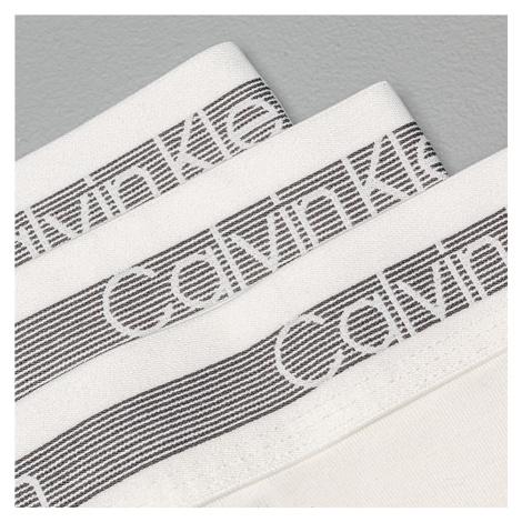 Calvin Klein 3-Pack Trunk White