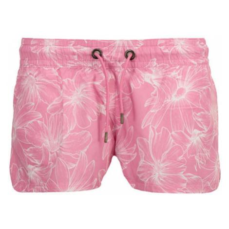 ALPINE PRO KAGISA rosa - Damen Shorts