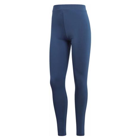 Adidas Originals Damen Leggings TREFOIL TIGHT CW5078 Dunkelblau