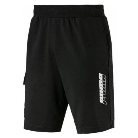 Puma REBEL SHORTS 9 TR schwarz - Herren Shorts