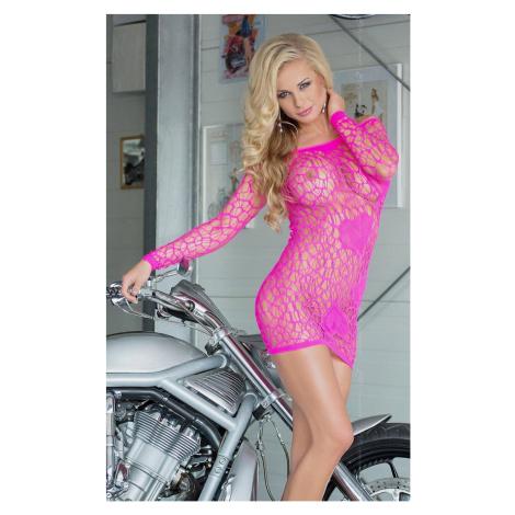 Erotische Kleider für Damen Sweetheart pink SoftLine Collection
