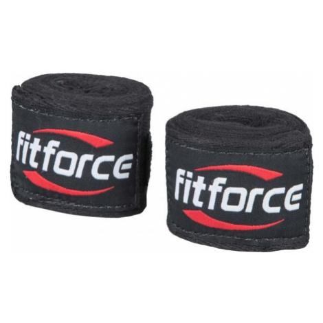 Fitforce WRAPS 4,5M schwarz - Bandage