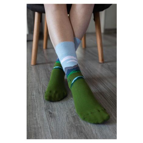 Barfuß-Socken Alpine 43-46