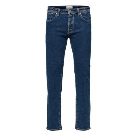 SELECTED 3010 Slim Fit Jeans Herren Blau