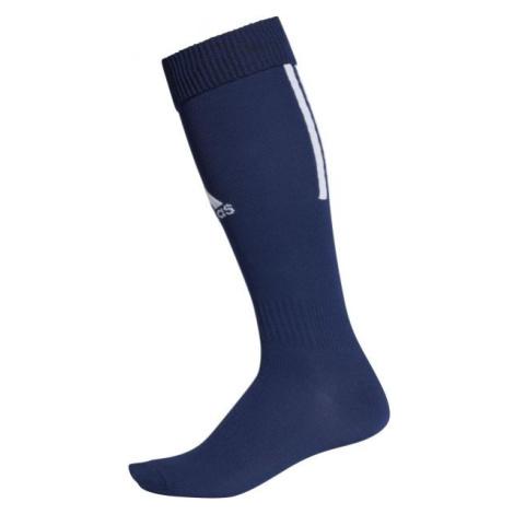 adidas SANTOS SOCK 18 dunkelblau - Fußballstulpen