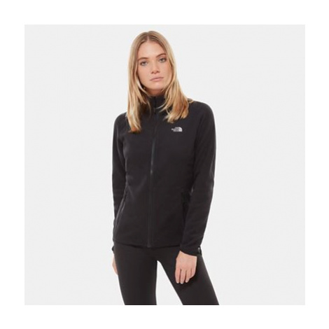 The North Face 100 Glacier Fleecejacke Für Damen Tnf Black