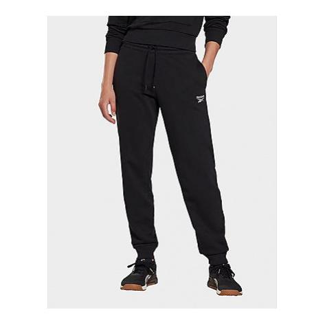 Reebok reebok identity french terry pants - Black - Damen, Black