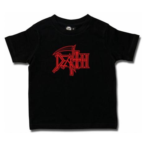 Metal T-Shirt Kinder Death - (Logo) - Metal-Kids - 439-25-8-3