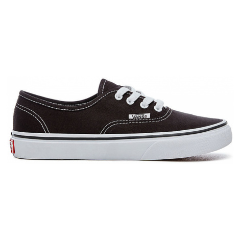 VANS Kinder Authentic Schuhe (4-8 Jahre) (black-true White) Kinder Schwarz