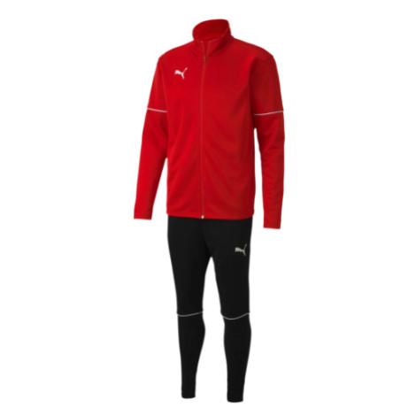 Puma TEAM GOAL TRACKSUIT CORE JR - Jungen Trainingsanzug