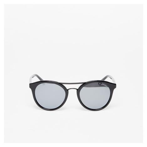 Horsefeathers Nomad Sunglasses Gloss Black/Mirror White