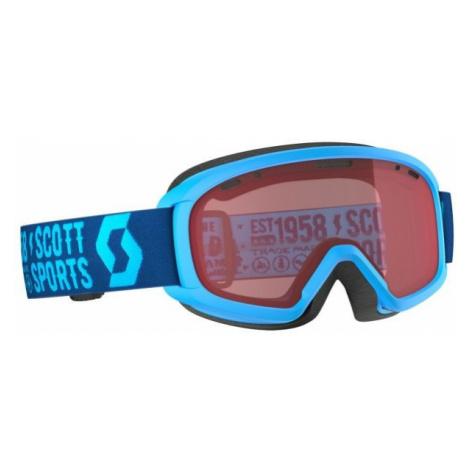 Scott WITTY JR blau - Kinder Skibrille