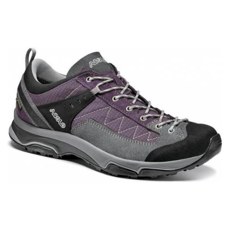 Schuhe ASOLO Pipe GV ML grey/purple/A925