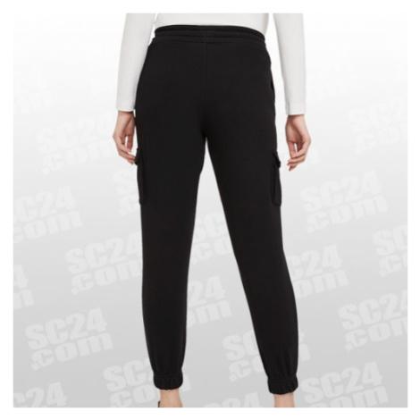 Nike Sportswear Swoosh Pant French Terry Women schwarz Größe XS