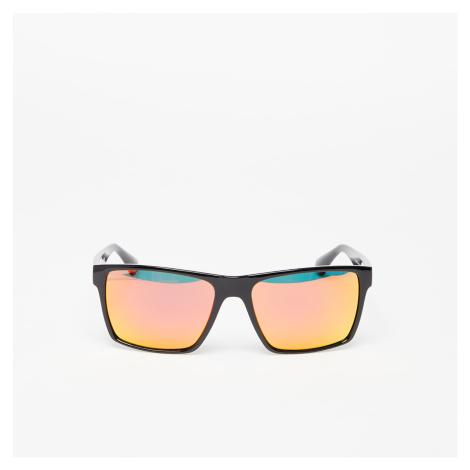 Horsefeathers Merlin Sunglasses Gloss Black/ Mirror Red