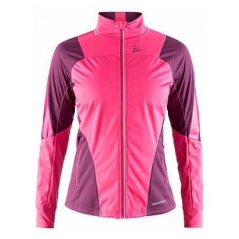 Jacke CRAFT Sharp 1906489-720785 - pink