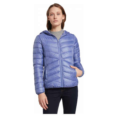 Tom Tailor Denim Jacke Light Puffer blau