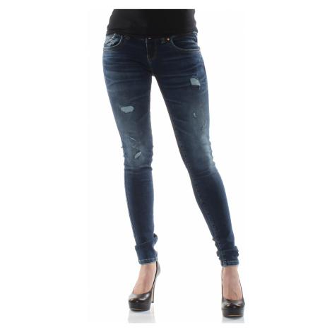 LTB Damen Jeans JULITA X Tessa Wash Blau