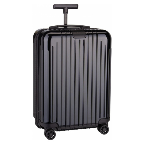 Rimowa Trolley + Koffer Essential Lite Cabin Black Gloss (37 Liter)