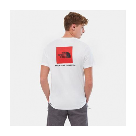 The North Face Herren Redbox T-shirt Tnf White