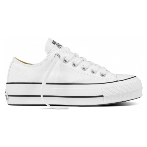 Chuck TaylorAll Star Platform Canvas Low Top