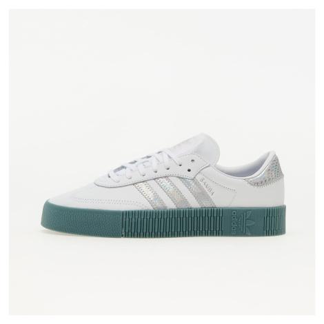 adidas Sambarose W Ftw White/ Supplier Color/ Haze Metalic