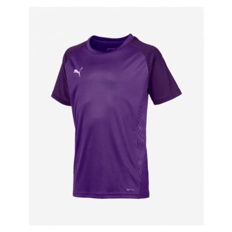 Puma Cup Sideline Core Kinder  T‑Shirt Lila mehrfarben