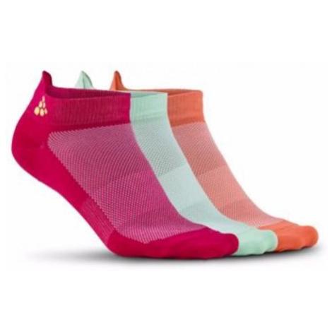 Socken CRAFT Shaftless 3-pack 1906059-735611