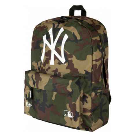 New Era MLB STADIUM BAG NEW YORK YANKEES beige - Rucksack