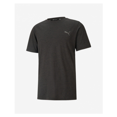 Puma Train Favourite Heather T-Shirt Schwarz