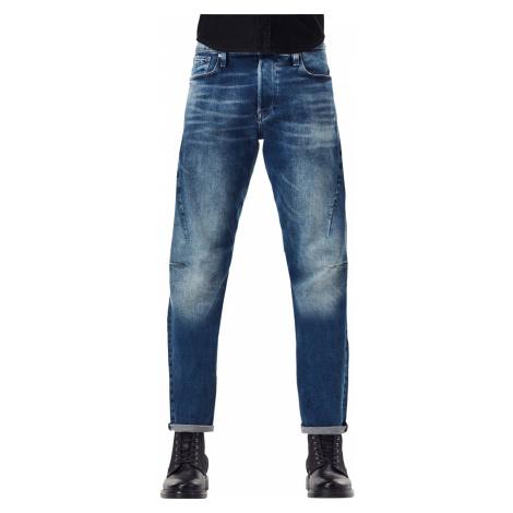 G-Star Herren Jeans Scutar 3D Slim - Blau - Vintage Azure G-Star Raw