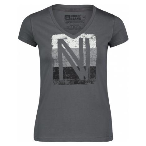 Damen baumwolle T-Shirt NORDBLANC Beschichtung NBSLT6739_SKR