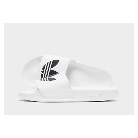 Adidas Originals Adilette Badelatschen Herren - White - Herren, White