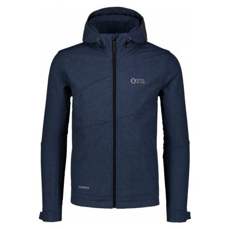 Herren Softshell Jacke Nordblanc Aid blue NBWSM7019_MHZ