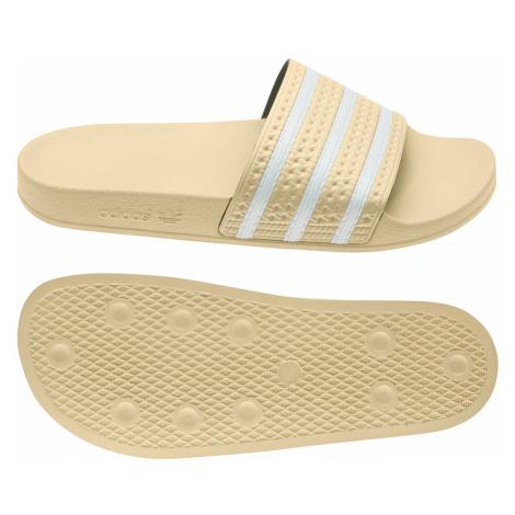 Adidas Originals Badelatschen ADILETTE FU9897 Beige Sand