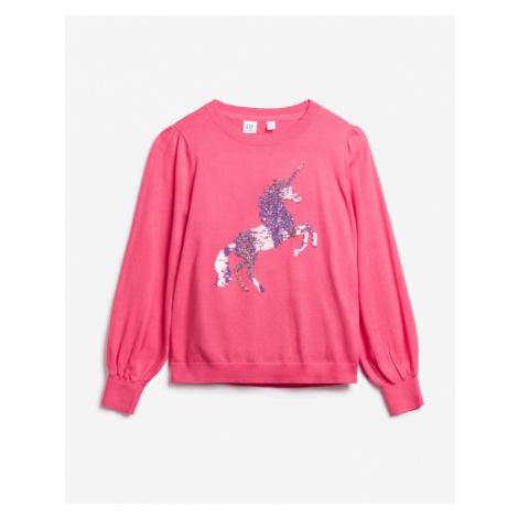 GAP Kinder Pullover Rosa
