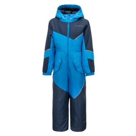 ALPINE PRO RISLO blau - Kinder Overall