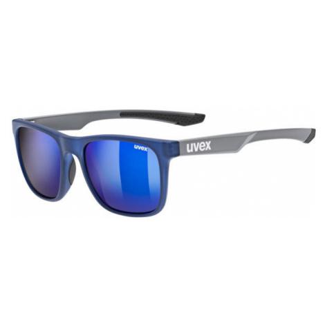 Uvex LGL 42 blau - Sonnenbrille