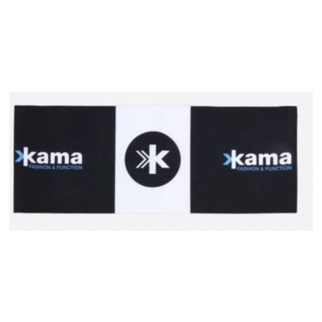 Gestrickter Merino Stirnband Kama C40 110 black