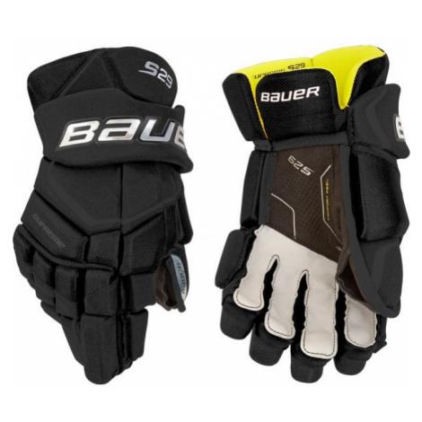 Bauer SUPREME S29 GLOVE JR schwarz - Eishhockey Handschuhe