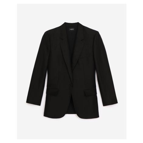 The Kooples - Wolljacke schwarz Anzug-Stil - HERREN