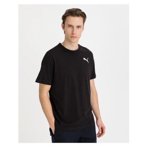 Puma Essentials Smalll Logo T-Shirt Schwarz