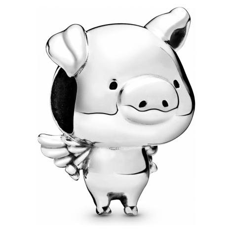 Pandora 798253 Charm Pippo the Flying Pig