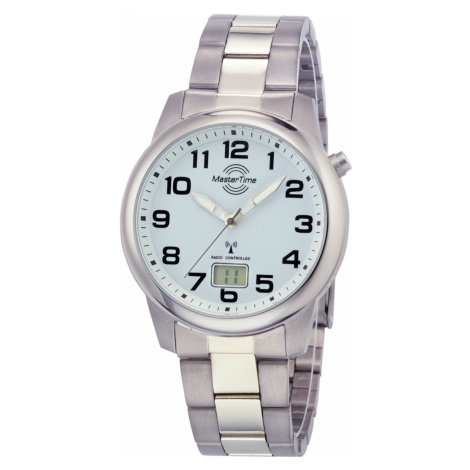 Master Time MTGT-10653-40M Funk Titan Series Herren 41mm 5ATM
