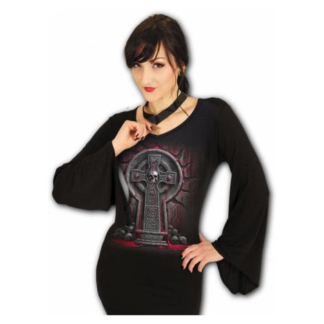 T-Shirt Frauen - BLEEDING SOULS - SPIRAL - D087F436