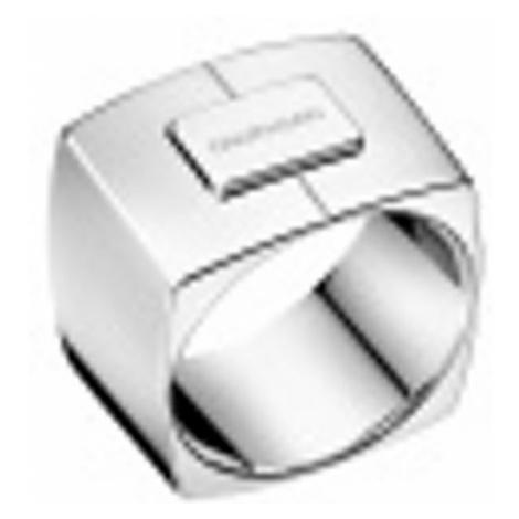 Calvin Klein Damenring Assertive KJAHMR000108