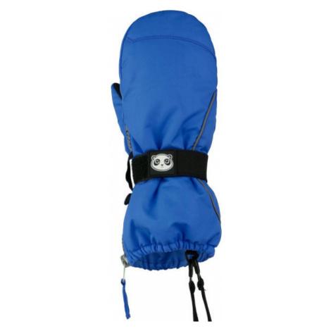 Blaue sporthandschuhe für herren